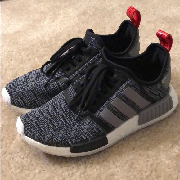52b103be6 adidas Other - Adidas NMD R1 Glitch Core Black Camo BB2884